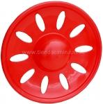 Frisbee económico de PVC para perros - Frisbee muy ligero y económico para que su perro disfrute y usted con él.