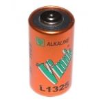 Pila alcalina 6V L1325 para collares educativos Innotek - Pila alcalina 6V L1325 para collares educativos de la marca Innotek.