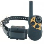 """Collar de adiestramiento """"Trainer 250"""" de Petsafe - Collar de impulsos Trainer 250 de la marca Petsafe. Con 8 niveles de impulso y aviso acústico. Puede usarse con hasta 3 perros a la vez a una distancia máxima de 250 metros. Con mando muy práctico y batería recargable."""