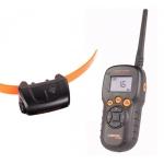 Collar de adiestramiento Canicom 5.1500 - Collar de adiestramiento Canicom 5.1500. Puede usarse con hasta cuatro perros a la vez y alcanza una distancia de hasta 1500 metros. El mando funciona con dos pilas alcalinas de 1.5V LR06 y el collar con una pila CR2. Tiene 25 niveles de impulso cont�nuo, bot�n booster, vibraci�n y aviso sonoro.