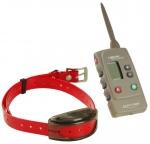 Collar de adiestramiento Canicom Expert 800 - Collar de adiestramiento Canicom Expert 800. Para usar con hasta dos perros a la vez en una distancia m�xima de 800 metros. Collar con bater�a recargable y mando con pila de 3V CR2. Con 15 niveles de estimulaci�n, aviso por vibraci�n y bot�n Booster.