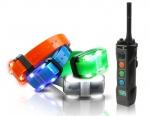 Collar de adiestramiento Dogtra 4500 EDGE - Collar de adiestramiento Dogtra 4500 EDGE. Para sincronizarlo con hasta 4 perros con un alcance m�ximo de 1600 metros. Con 127 niveles de intensidad cont�nua o flash, vibraci�n y posibilidad de cambiar a intensidad escalonada con 8 niveles de est�mulo. Con luz de localizaci�n LED en el collar.