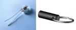 Accesorios Canicom l�mpara test y llave magn�tica encendido - Accesorios para collares Canicom. L�mpara test para comprobar el funcionamiento del collar y llave magn�tica de encendido.