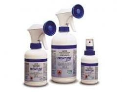 Spray Frontline para perros anti pulgas, garrapatas y piojos - Spray Frontline para perros, para la prevención y tratamiento de parasitosis externas de su mascota por pulgas, garrapatas y piojos.