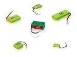 Baterías para collares de Dogtra - Baterías para collares de Dogtra. Baterías sueltas para los collares de los equipos educativos Dogtra. Disponible para varios modelos.