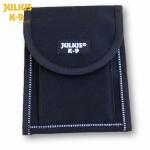 Bolso porta objetos para equipo de jogging Juluis K9 - Bolso porta objetos para el equipo de jogging Julius K9. Con enganche para pasar el cinturón, cierre de velcro y dos compartimentos para guardar llaves, móvil, bolsas para recoger excrementos, etc.