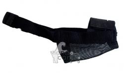 Bozal nylon ajustable Petstar - Cómodo y ligero bozal de nylon ajustable a la anchura de la cabeza de su perro. Disponible en tamaños para todo tipo de perros.