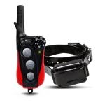 Collar de adiestramiento Dogtra IQ Plus - Collar de adiestramiento Dogtra IQ Plus. Sirve para hasta dos perros y funciona hasta 400 metros de distancia. Con vibración y 100 niveles de estimulación para un adiestramiento más preciso. Mando y collar funcionan con batería de litio recargable de carga rápida de tan sólo dos horas.
