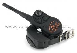 Collar Sport Trainer 1600 con mando de adiestramiento para perros - Collar Sport Trainer 1600 educativo con mando para el adiestramiento de hasta 3 perros a la vez con un alcance m�ximo de 1600 metros. Con aviso sonoro y por vibraci�n.