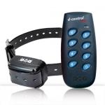 Dogtrace Easy 200 Collar de adiestramiento para perros sensibles - Collar de adiestramiento Dogtrace Easy 200. Para usarse con un perro con un alcance de hasta 200 metros de distancia. Funciona con una pila CR2. Tiene 6 niveles de impulso y aviso sonoro. Para perros sensibles.