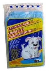 Empapador higienico para cachorros - Empapador higiénico, para enseñar a su cachorro a hacer sus necesidades en un sitio determinado.