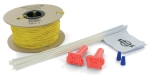 Kit de extensión con cable y banderas para vallas invisibles Petsafe - Kit de extensión para vallas invisibles de Petsafe. Incluye un set de 50 banderitas, un rollo de 150 metros de cable y dos conectores de cable.
