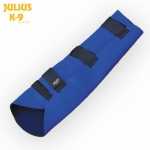 Manga oculta de neopreno con distribución de presión Julius K9 - Manga oculta con distribución de presión. Para poner bajo la ropa en el adiestramiento de perros de defensa deportiva. Totalmente ajustable fabricada en neopreno de 0,4 cm de grosor.