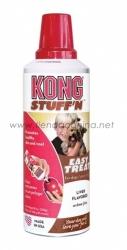 Pasta Kong para perros - Pasta Kong para perros, diseñada para ayudar a mantener los dientes limpios. Para aplicar con sencillez en los variados juguetes Kong.