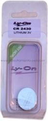 Pila litio 3V CR2430 para Mandos de Collares de adiestramiento - Pila litio 3V CR2430 para Mandos de Collares de adiestramiento de la marca Canicom: 200 first y 200 LCD y para algunos mandos de collares de becada Canibeep.