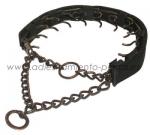 Protector para collar metálico de adiestramiento con pinchos Sprenger - Protector para collar metálico de castigo con púas de marca Sprenger. Hace que su collar de pinchos parezca un collar de nylon normal. Disponible en tres tamaños.