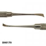 Quitasarros doble (derecha-izquierda) - Quitasarros doble especialmente diseñado para eliminar el sarro del lado derecho y el izquierdo