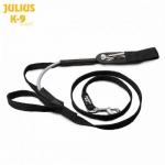 Suelta rápida para equipos de Jogging Julius K9 - Suelta rápida para equipos de jogging Julius K9. Para poder soltar al perro en caso de emergencia o para no tener que parar mientras se hace ejercicio. Posibilidad de adquirir la pieza suelta o con línea de tiro.