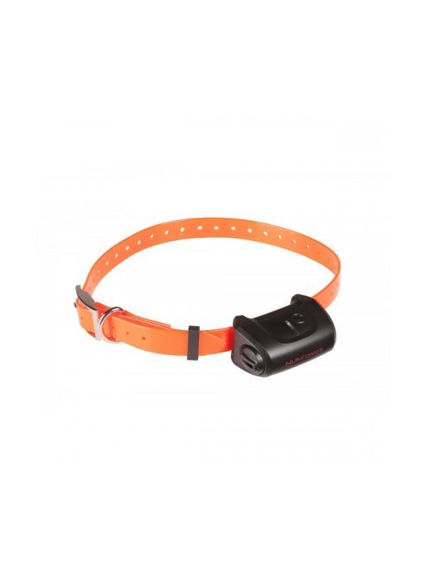 Collar adicional de adiestramiento para gama Canicom 5 - Collar adicional para equipos educativos de la gama Canicom 5. Funciona con una pila de 3V CR2. Equipado con correa de PVC. Sumergible.