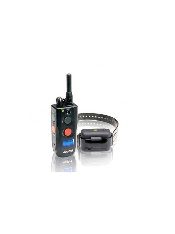 Collar de adiestramiento Dogtra 620 NCP - Collar de adiestramiento Dogtra 620 NCP. Para uso con un perro y con hasta 600 metros de alcance. Tiene 127 niveles de intensidad y vibración. Funciona con batería recargable.