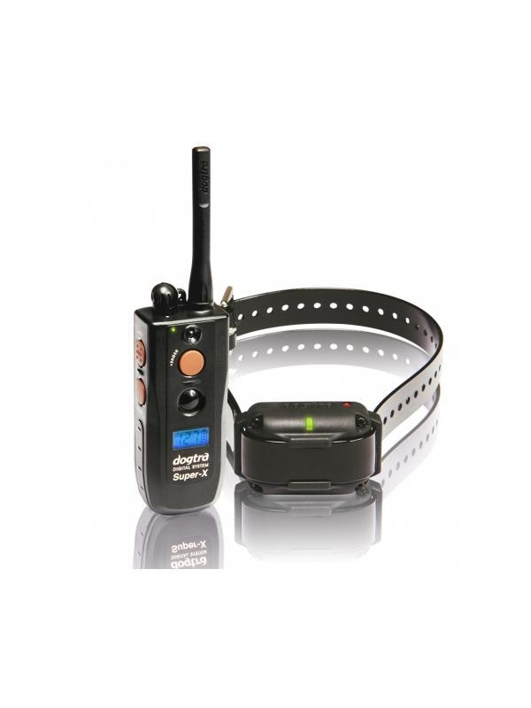 Collar de adiestramiento Dogtra 3500 NCP - Collar de adiestramiento Dogtra 3500 NCP. Para uso con un perro y con hasta 1600 metros de alcance. Tiene 127 niveles de intensidad y vibración. Con regulador de intensidad media y suave. Funciona con batería recargable de carga rápida en sólo 2 horas.