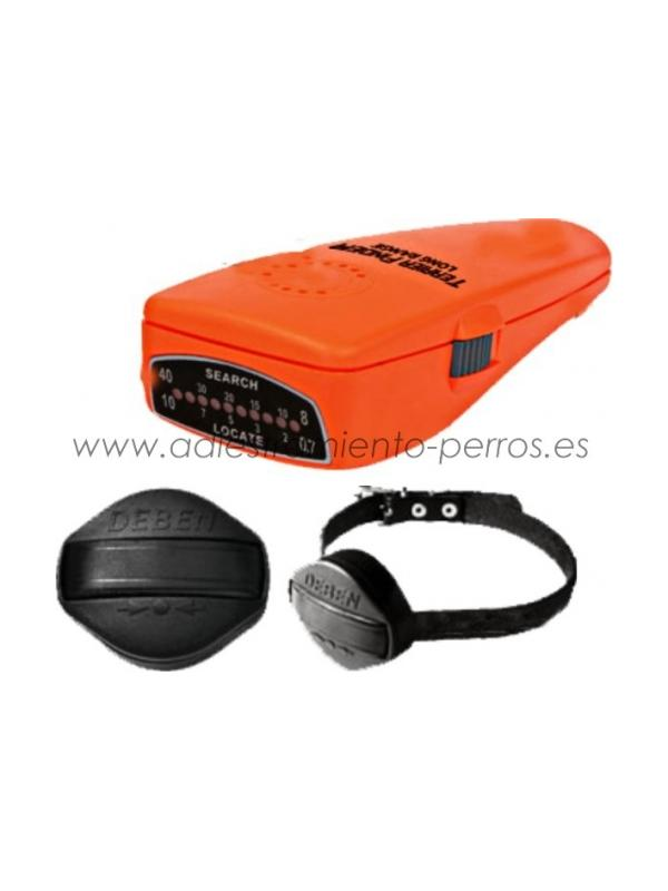 Kit Radio-Localizador para perros de madriguera Terrier Finder Largo Alcance