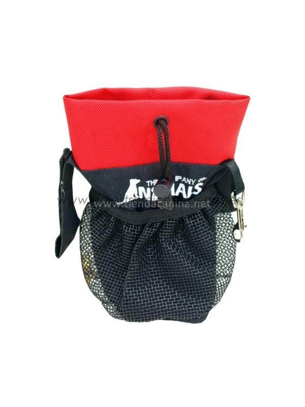 Bolso porta premios clix - Porta snack de la prestigiosa marca Company of Animals, para premiar a su perro en el adiestramiento.