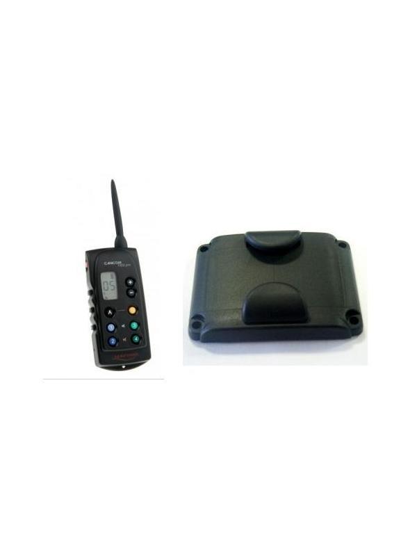 Accesorios para collar adiestramiento Canicom 1500 Pro - Accesorios para el collar de adiestramiento Canicom 1500 Pro. Mando y tapa para la batería.