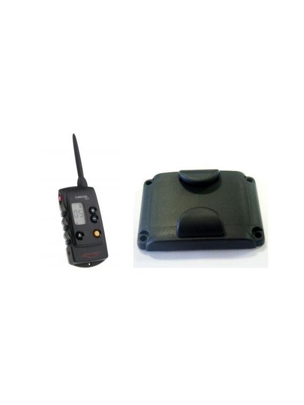 Accesorios para collar adiestramiento Canicom 800 - Accesorios para el collar de adiestramiento Canicom 800. Mando y tapa para la batería.
