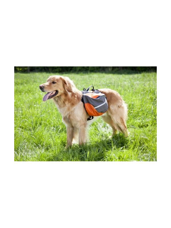 Alforjas mochila para perros