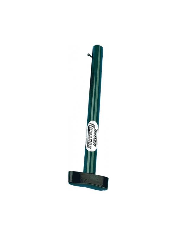 Apoya hombros para lanzador de aport - Accesorio para lanzador de aports para apoyar el hombro y absorber el impacto que produce el lanzador al disparar.