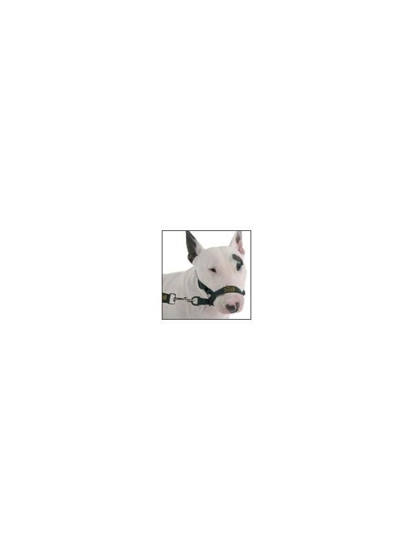 Bozal de adiestramiento anti-alérgico Bubs - Bozal-arnés de adiestramiento ajustable, ergonómico y anti-alérgico de marca Bubs. Ideal para perros de piel sensible.