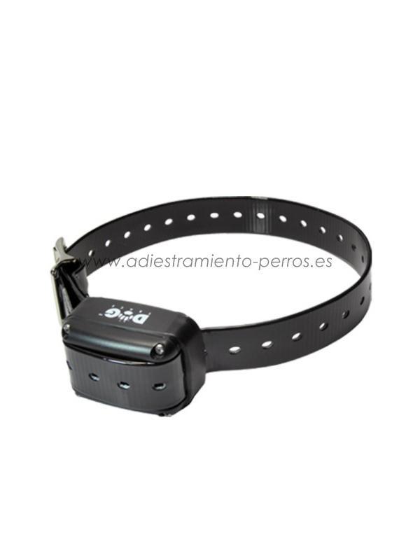 Collar adicional para equipos DogTrace 250/400/600/1000/1600 - Collar adicional para equipos DogTrace 250/400/600/1000/1600. Los equipos DogTrace pueden ampliarse con hasta 2 collares en total.