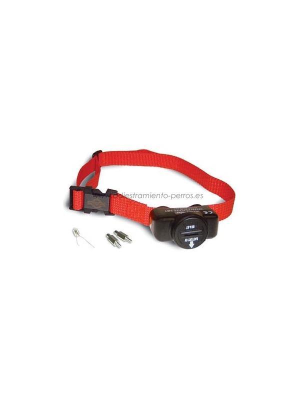 Collar adicional Ultralight (perros pequeños y gatos) para valla Radio-Fence - Collar adicional para valla invisible Radio-Fence. Modelo Ultralight para perros entre 2 y 8 kg.