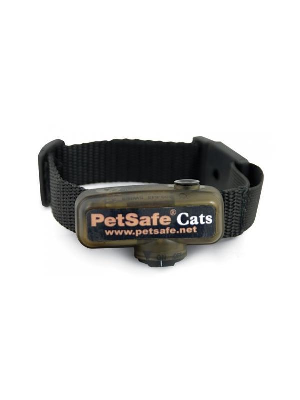 Collar adicional para valla invisible Deluxe Ultralight para perros muy pequeños - Collar adicional para valla invisible Deluxe Ultralight. Ajustable entre 15 y 66 cm. Para perros muy pequeños, gatos y perros medianos muy sensibles.