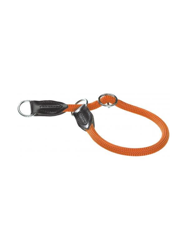 Collar de adiestramiento de lazo de nylon redondo Hunter