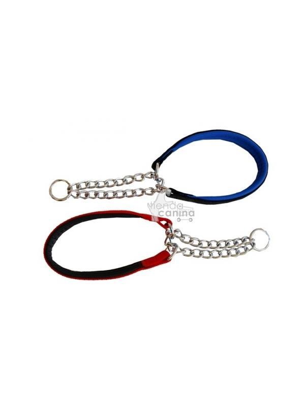 Collar para perros semi-estrangulador de nylon Daytona