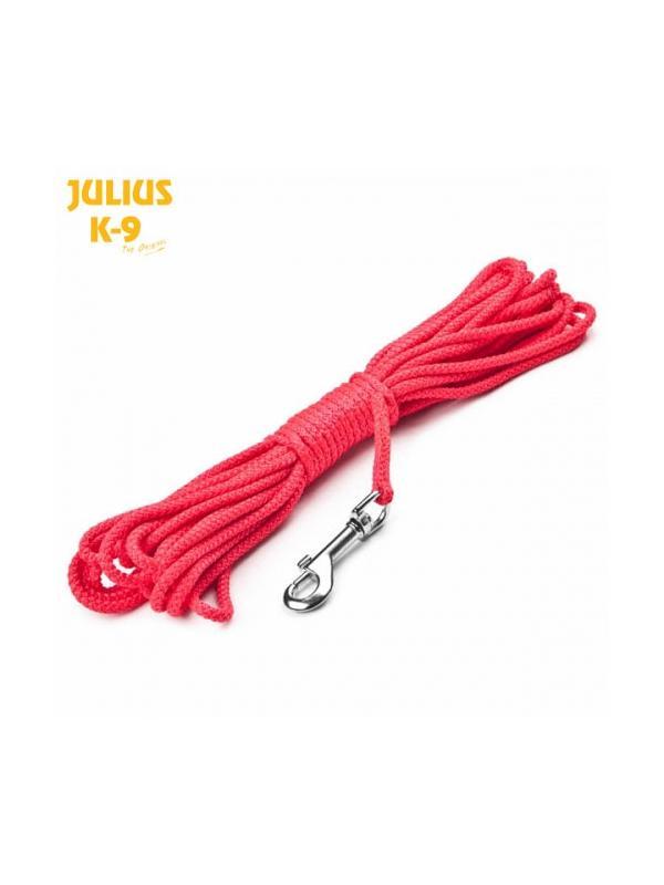 Correa de nylon redondo 4mm/10m natación-Julius K9