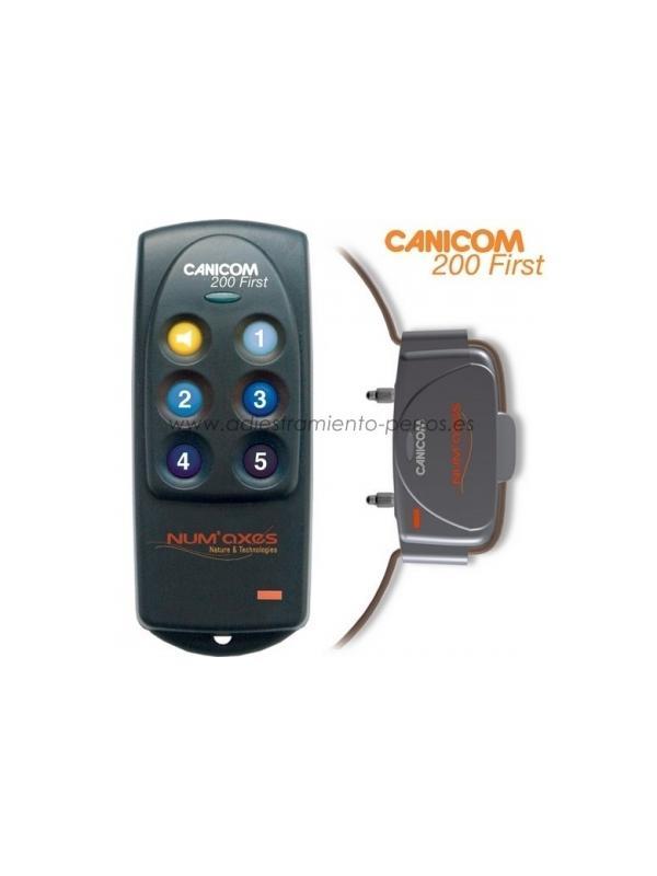 Collar Canicom 200 First con mando de adiestramiento para perros