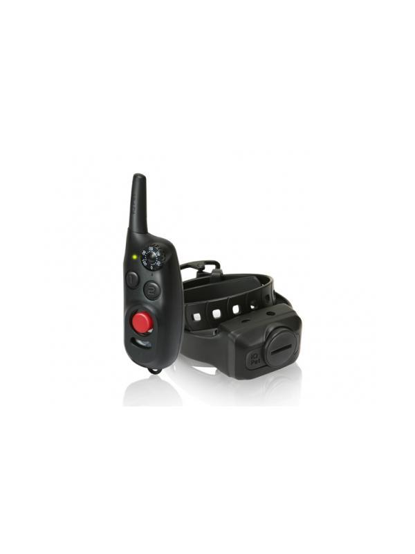 Dogtra iQ CliQ -Collar de adiestramiento para perros - Collar de adiestramiento Dogtra IQ CliQ. Collar de adiestramiento con clicker incorporado. Ampliable a dos perros y con hasta 100 metros de distancia. Con 100 niveles de estimulación y electrodos de plástico conductor. Funciona con pila CR2032.