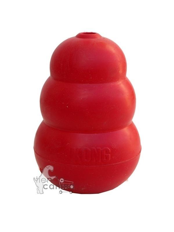 Juguete Kong para perros rojo Classic