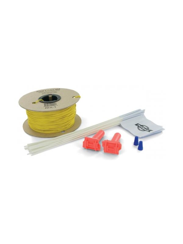 Kit de extensión con cable y banderas para vallas invisibles Petsafe