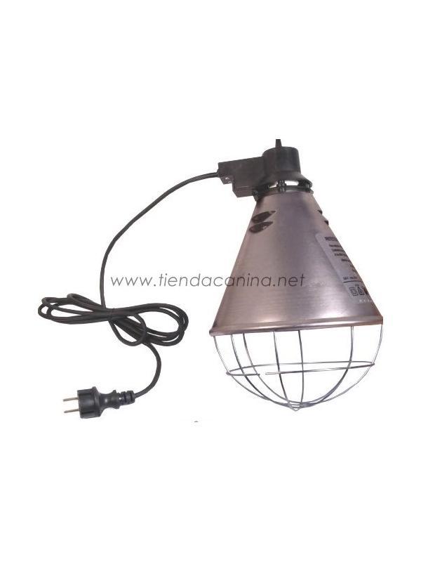 Lámpara para bombilla de infrarrojos