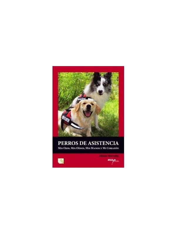 Libro Perros de asistencia de Alison Homsby