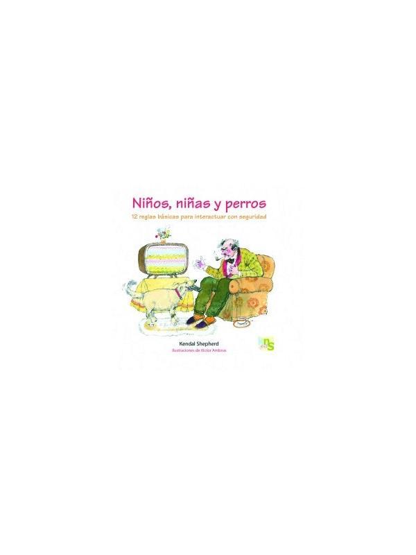 Libro Niños, niñas y perros de Kendal Shepherd