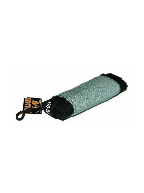 Mordedor flotante de tela francesa Julius K9 - Mordedor flotante con aperturas para introducir comida o premios. Al flotar en el agua resulta muy útil para entrenar el cobro en agua o simplemente divertirse en el pantano o en el mar con el perro.