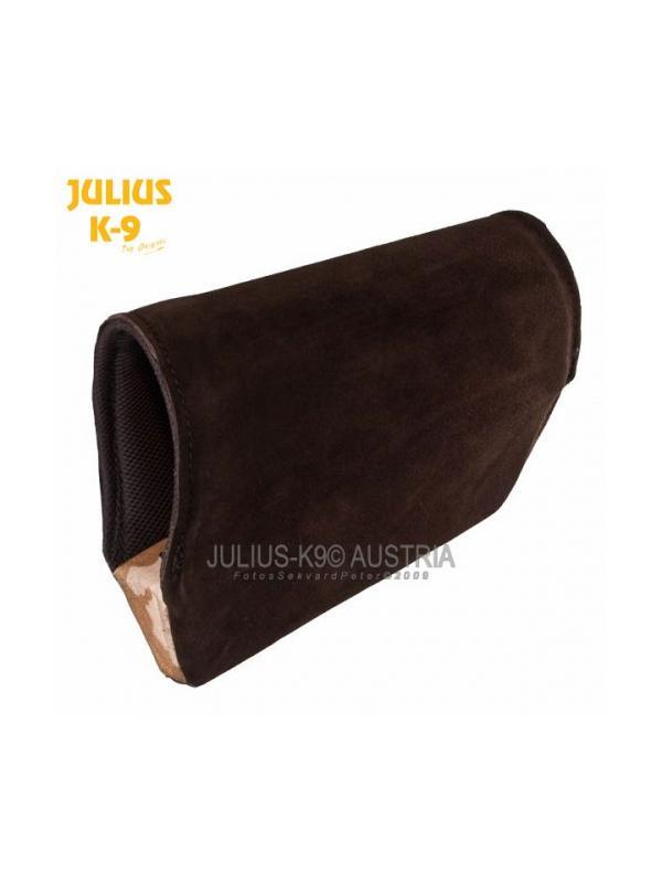 Parte inferior de cuero para manga de perros jóvenes Julius K9