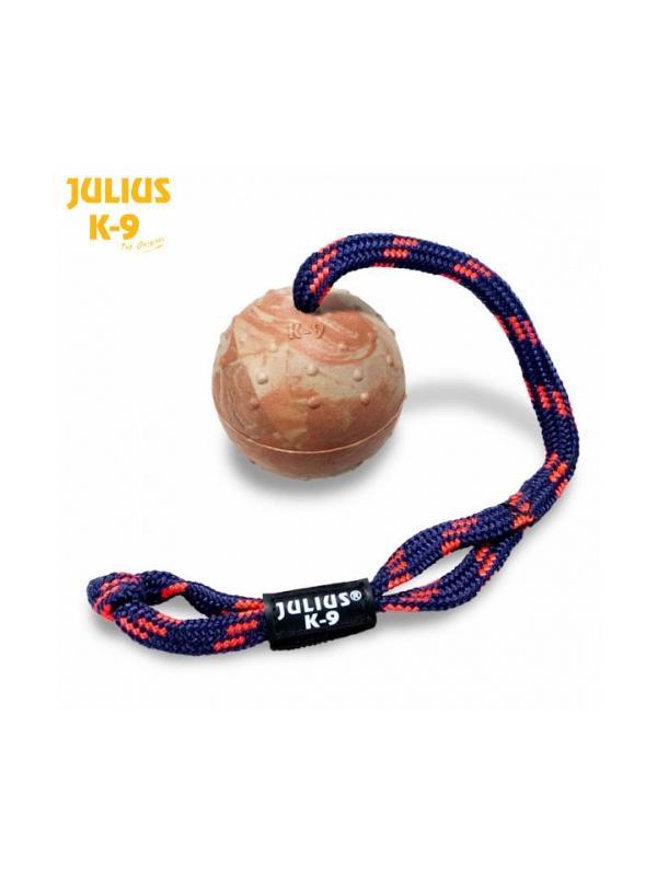 Pelota para perros con cuerda Julius K9