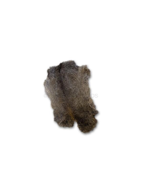 Piel de conejo para cubrir aports - Piel de conejo para entrenar perros retriever, springer o de muestra. Para usarse suelta, recubriendo un aport o poniendole aroma de conejo.