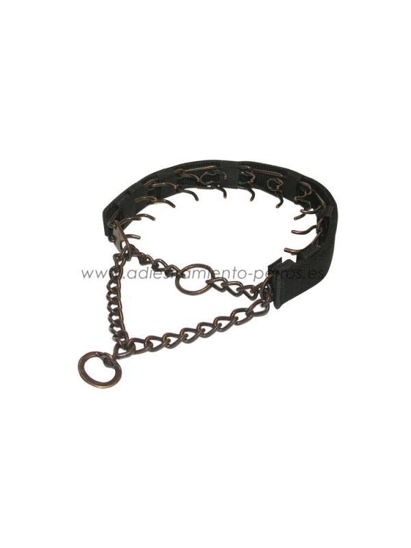 Protector para collar metálico de adiestramiento con pinchos Sprenger